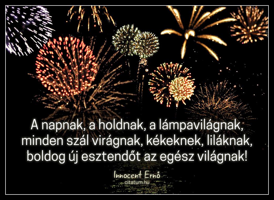idézetek boldog új évet Kívánok boldog uj évet minden