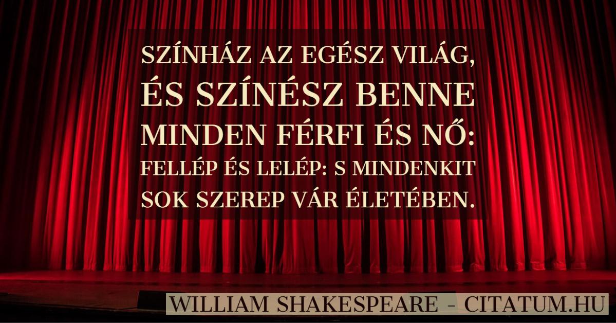 Színház az egész
