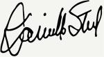 Danielle Steel aláírása